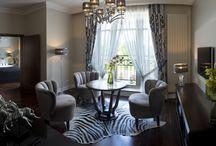 Pokoje i apartamenty / Rooms and suites / Komfort, elegancja, niepowtarzalny design. Pokoje i apartamenty Rezydencja Luxury Hotel****. / Comfort, elegance, unique design. Rooms and suites Rezydencja Luxury Hotel****