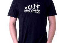 Pánská Evolution Trička