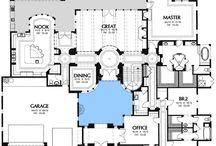 планировки / на этой доске интересные дизайн проекты домов и квартир а также планы
