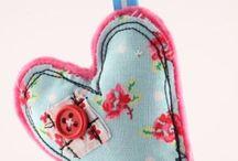Sewing / leuke dingen wat je met de naaimachine in elkaar moet zetten