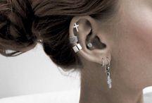Piercings! / I love ear piercings!