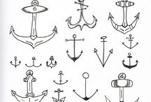 Tattoo⚓️ / Tatuerings idéer