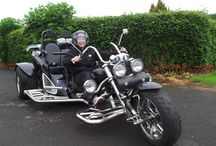 Idea #3: A trike tour / So, we all know dad's are difficult to buy for so how about this for an exhilarating and hair raising Father's day idea? Let your dad be chauffeur driven on a three seater Boom trike; an amazing and thrilling machine to behold! Triking is like no other experience and a perfect way to see the stunning Yorkshire dales scenery…read more here http://thatideasgirl.com/occasions/idea-3-a-trike-tour/