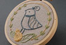 Embroidery / Embroidery patterns and how-tos. / by Shiana Stallard