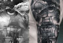 Tatuaggi veliero