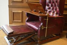 J Foot & Son / Splendid antique seating contraptions, amongst other extraordinary things, made by the eccentric J Foot & Son !