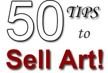 Tips to sell art / Sell art