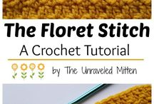 crochet stitch pattern tutorial