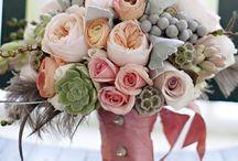 flowers / by Rebecca Hammett