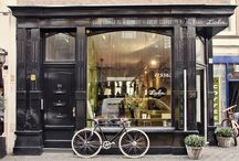 BICYCLE COFFEE SHOPS