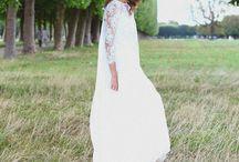 robe mariée avec manches