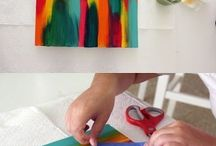 The Artist in You / Easy and inspiring art projects