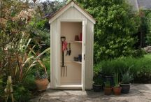Highest Quality Garden Sheds and more. / Showcasing Handmade Garden Storage products
