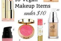 Make-up Without Animal Testing