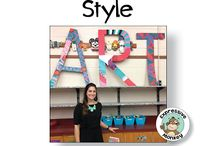 Expressive Monkey's Blog / Tips for Art Teachers, Step by Step Demonstrations, DIY in the Art Room, Classroom Organization, Time Saving Tips, Art Techniques for your Art Students