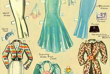 oblekací panenky