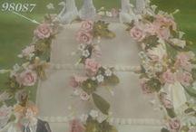 Τούρτες γάμου