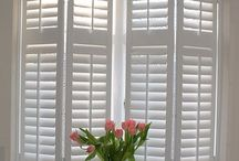 Shutters and Window finishes