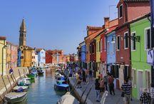 Pueblos con encanto . Italia