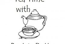 Peter rabbit tea