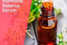 Health essential oils