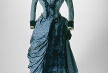 Hedda Gabler - Costume Research - Women