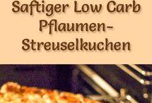 LowCarb Kuchen/Torte