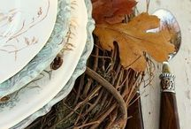 Höst❇ / Autumn ~ a feeling, a scent, that special colour