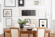 ◢  DINING ROOMS