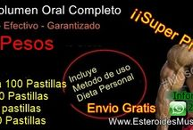 Ciclo Volumen Oral / Ciclos de Volumen Oral-  Disponible con nosotros ,, haz tu pedido por tel o wpp 2291093174 - visitanos en www.esteroidesmusculomaximo.com maximomusculo@gmail.com