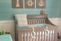Quarto de bebê / Quartos lindos e fofos de bebês