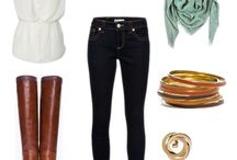 What-To-Wear: Round Robin / This board will inspire you to pick a fun, snappy casual outfit for the first day of recruitment! Flats are preferred and jeans are permitted as long as they are not too distressed or ripped. See you at recruitment!
