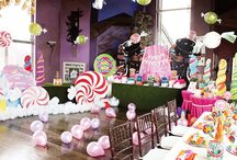 Birthday Parties / by Kelly Han