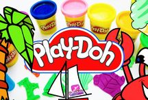 Play-Doh Video Gameplay / play-doh playdoh video for children kids toddlers babies
