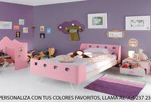 CAMERE DA LETTO PER BAMBINI E GIOVANI / In questo album condivideremo alcune delle proposte che Top Home presenta per la decorazione della camera da letto per i bambini e per i giovani.