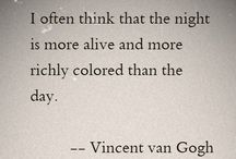 Vincent van Gogh / by Edith van Witzenburg