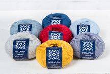 MillaMia Naturally Soft Merino / MillaMia Naturally Soft Merino is a beautiful quality pure wool yarn, available in an array of gorgeous colours and supported by classically Scandinavian knitting designs, from super-simple to challengingly-crafty.