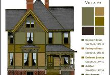 mikey*s house colors