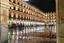 SPAIN - CENTRAL / Europe | Iberia | Spain | Travel | Places | Sites | People | Culture | Tips | Food | Drink | Salamanca * Extremadura * Castilla * La Mancha | CENTRO