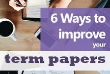 Term Paper Writing / The Term paper writing service at ClassEssays.com offers premium quality custom written Term papers for college students at affordable price.