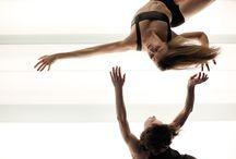 Mood board - Dance