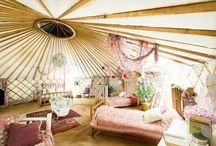 Moğol çadırı