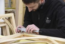 Being made... / The craftsmanship that goes into our windows and doors...