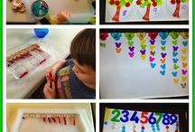 Preschool - Number Sense / by Rachel W