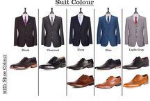 tie, handkerchief, suit combinations / Menswear | Mensstyle | Mensfashion