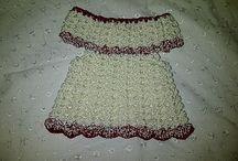 Ropa Tejida / Knit and crochet https://www.facebook.com/cynthiahandmade Todo lo de este tablero está hecho por mi.