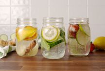 Non-Alcoholic Drinks: Peppy H-2-O Infusions