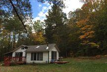 My cabin / Home and Studio- Catskills, NY