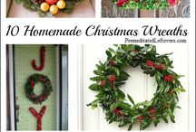 Holiday Ideas / Holiday Celebration Ideas  including holiday recipes, holiday decor ideas, holiday crafts for kids, and DIY gift ideas for the holidays.