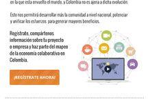 Connecting The Dots / Es el proyecto colaborativo más grande de Colombia.  Realizaremos el ( mapping) mapeo gráfico y visual de la economía colaborativa en Colombia.  Para lograrlo, estamos convocando a todos los emprendedores y empresarios que ofrecen soluciones de innovación disruptiva y  con su colaboración, los participantes nos brindarán información y les trasmitiremos conocimiento en nuestro Webinar colaborativo.